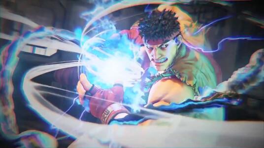 Street Fighter 5 - Kampfsystem Gameplay-Trailer