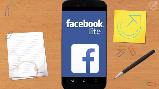 Thumbnail Facebook Lite