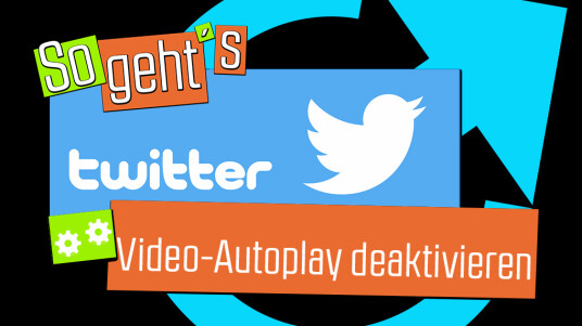 Twitter: Video-Autoplay deaktivieren