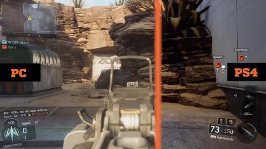 Call of Duty - Black Ops 3 im Beta-Grafikvergleich