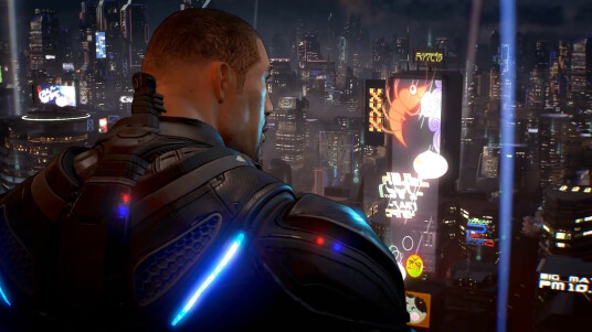 Crackdown 3 First Look-Trailer