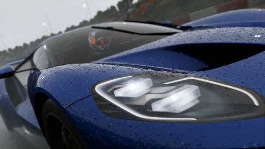 Forza Motorsport 6:  Racing in the Rain-Trailer
