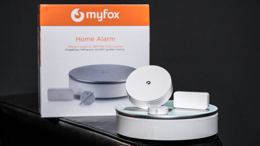 Myfox Home Alarm im Test