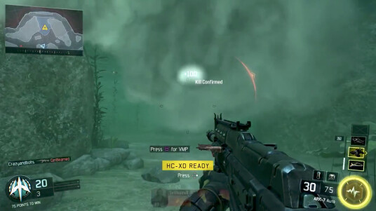 Official Call of Duty: Black Ops 3 - Das sind die neuen Bewegungen