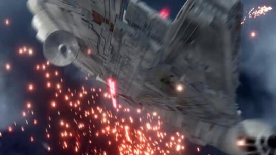 Star Wars Battlefront: Fighter Squadron - Gameplay-Trailer (Gamescom 2015)