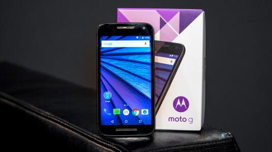 Thumbnail Moto G 2015