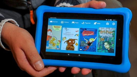 Amazon Fire Kids Edition im Hands-on