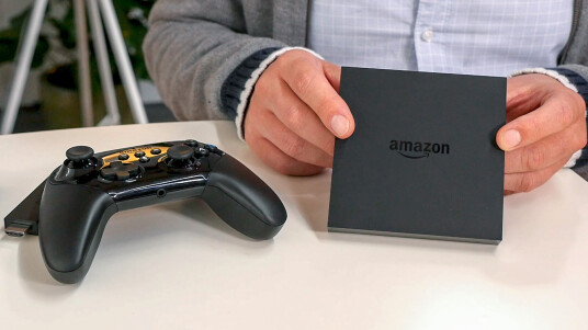 Amazon Fire TV im Hands-on