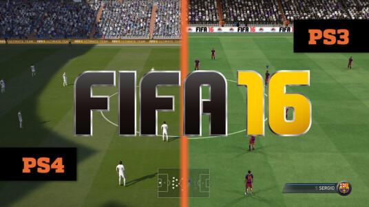 FIFA 16 im Video-Grafikvergleich