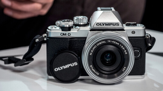 Olypmus OMD E-M10 Mark II im Test