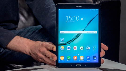 Samsung Galaxy Tab S2 im Test