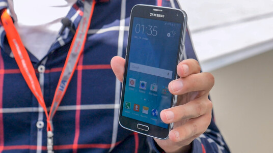 Samsung S5 Neo im Hands-on
