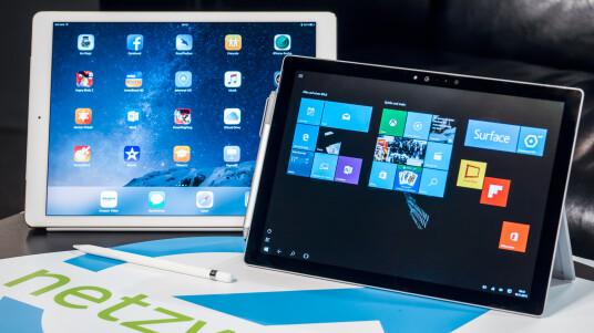 Fazit: iPad Pro vs. Surface Pro 4