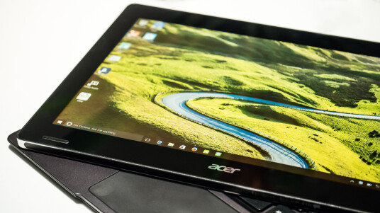 Acer Aspire Switch 12 Hands-on