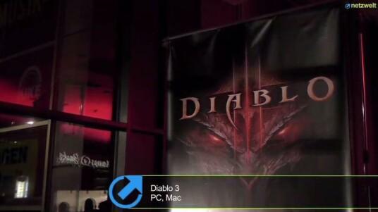 Das Sucht-erzeugende Spiel-Prinzip kommt auch im dritten Teil der Action-Rollenspiel-Reihe wieder voll zur Geltung. Spieler in Diablo 3 rauschen mit Gewalt durch verschiedene Dungeons, voll übler Kreaturen und Monster, und sammeln dabei Waffen und Ausrüstung ein. Doch auch in Diablo 3 ist nicht alles Gold, was gänzt. Der Blizzard-Titel hat auch Schwachpunkte. Welche das sind, verrät das Test-Video.