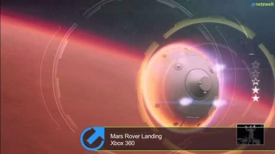 Tony Hawk's Pro Skater HD, Quiz Party und Mars Rover Landing