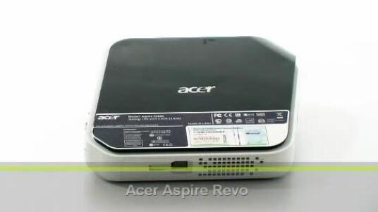 Acer setzt beim Revo ganz klar auf den Preis und der ist mit 300 Euro sehr günstig. Der Nvidia ION-Chipsatz dreht Kreise um die Konkurrenz von Intel und somit ist es erstmals möglich, Full-HD-Filme auch auf einem Nettop zu genießen.