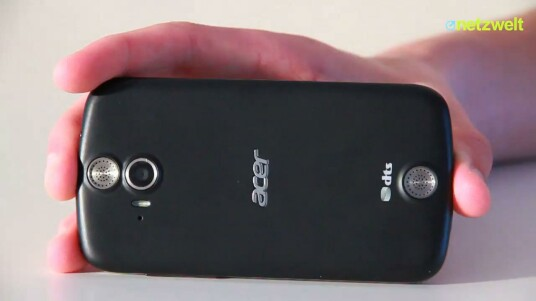 Acer Liquid E2 im Test