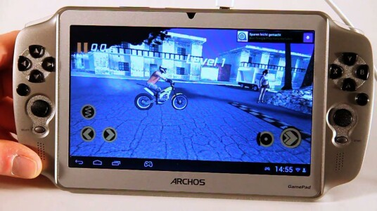 Archos GamePad im Test