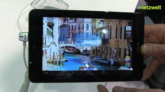 Asus MeMO Pad HD 7 im Test: Die günstige Nexus 7-Alternative