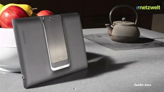 Im Kurztest: Asus PadFone Infinity