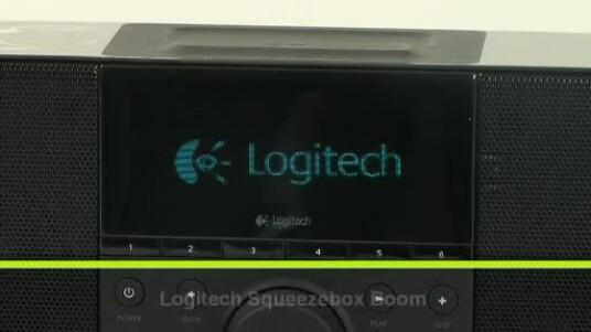 Das der Logitech Squeezebox Boom wirklich ein satter Sound entfließt verrät schon das Gewicht von 2,5 Kilogramm. Auch die Ausstattung kann im Test überzeugen.