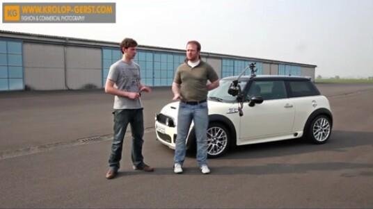 -In der Video Anleitung gibt der Fotograf Martin Krolop Tipps, wie ein fahrendes Auto bei Tempo 200 fotografiert werden kann.