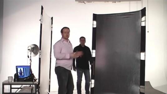 So können Sie zu starke Hintergrundbeleuchtung auf Fotos minimieren