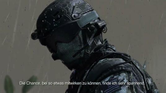 In diesem Trailer beschreiben Leute aus dem Entwickler-Team von Treyarch ihre Arbeit an Call of Duty: Black Ops 2. Außerdem kommt Trent Reznor, unter anderem Kopf der Nine Inch Nails, zu Wort. Er ist verantwortlich für die Musik-Untermalung in Call of Duty: Black Ops 2, das am 13.11.2012 für die Xbox 360, die PlayStation 3 und den PC erscheint.