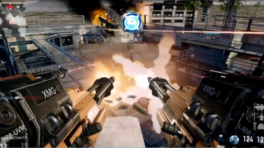 Call of Duty: Advanced Warfare - Multiplayer Gameplay-Trailer