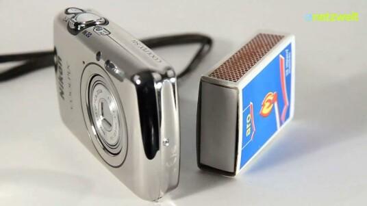 Nikon Coolpix S01 im Test