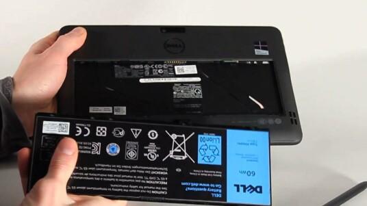 Für Business-Kunden gedacht, aber auch für Privatanwender interessant: Das Windows-8-Tablet Latitude 10 von Dell überzeugt vor allem mit seinem austauschbaren Akku. Aber auch die übrige Hardware schlägt sich im Test gut.