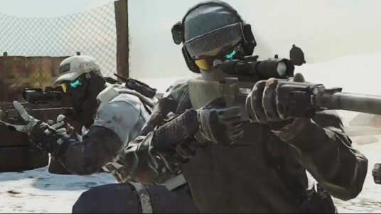 Ghost Recon: Future Soldier - Launch-Trailer