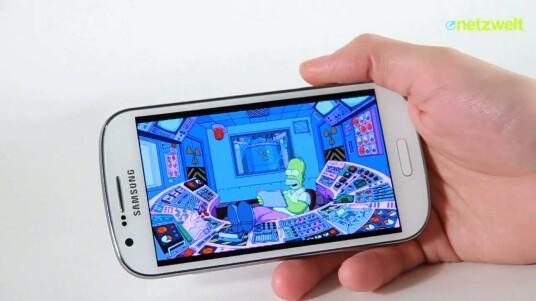 Das Samsung Galaxy Express bietet als erstes Smartphone des Herstellers im mittleren Preissegement LTE-Unterstützung.