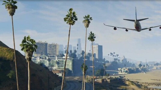 Im neuesten GTA 5-Trailer gibt Rockstar umfassende Details zum Multiplayer-Modus des kommenden Open World-Titels bekannt. Die riesige Spielwelt soll dabei voller dynamischer Ereignisse sein. GTA 5 erscheint am 17. September für PS3 und Xbox 360. GTA Online soll zwei Wochen nach Release verfügbar sein.