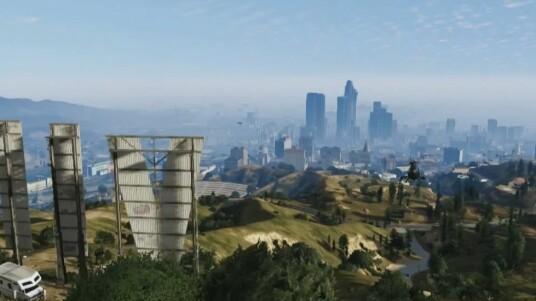 Grand Theft Auto 5: Der offizielle Trailer
