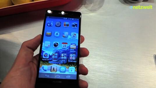 Huawei hat in London mit dem Ascend P6 sein neues Top-Modell enthüllt. Netzwelt war live für Sie vor Ort und hat das Gerät einem ersten Kurztest unterzogen.