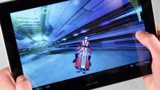 Das MediaPad 10 FHD von Huawei bietet einen Quad Core-Prozessor und eine Full HD-Anzeige. Im Test kam es jedoch zu kleineren Unstimmigkeiten.