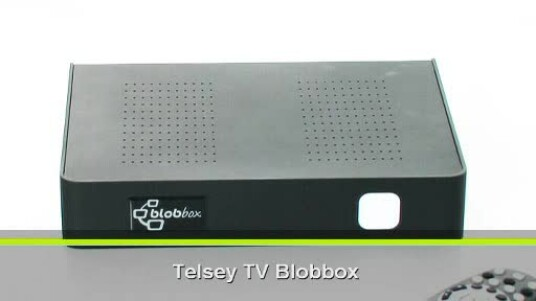 Eine Set Top Box die Inhalte aus dem Internet und Filme von der Festplatte des PC´s auf die Mattscheibe bringt. Daneben kann die Telsey TV Blobbox auch als DVB-T Receiver benutzt werden.