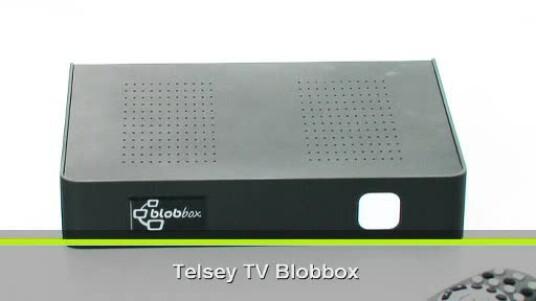 Telsey TV Blobbox
