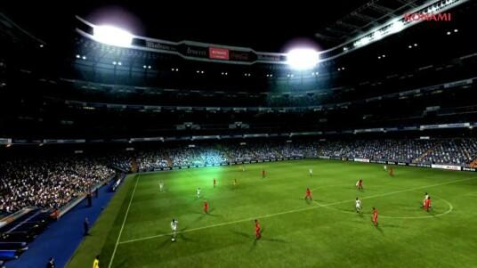 Pro Evolution Soccer 2013 - E3 2012 Trailer