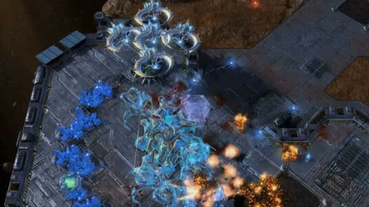 StarCraft 2: Heart of the Swarm - Multiplayer-Update-Trailer