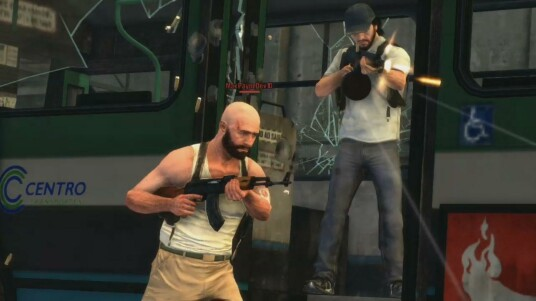 Max Payne 3 - Multiplayer