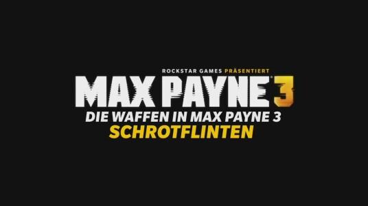 Dieser Trailer stellt die Schrotflinten vor, die Spieler im düsteren Shooter von Rockstar Games nutzen können. Dabei bieten die Entwickler gleich mehrere Varianten der, auf kurze Distanz äußerst effektiven, Schießprügel an. Erscheinen soll Max Payne 3 am 18. Mai für die PlayStation 3 und die Xbox 360, die PC-Version folgt am 1. Juni.