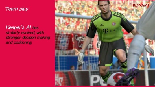 PES 2014 - Game-Features of 2014 Trailer