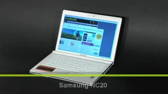 Das Subnotebook ist bei weitem nicht perfekt, kompensiert seine Schwächen jedoch über die Leistung und setzt sich deutlich von einer Intel-Atom-Plattform ab. Für einen Aufpreis von 100 Euro erhält man das Samsung NC20 auch mit integriertem UMTS-Modul.