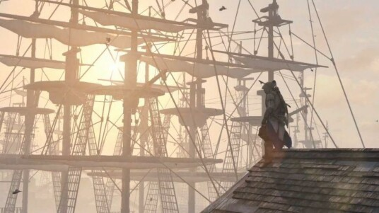 Assassin's Creed 3 - GamesCom 2012 See-Streitmacht-Trailer