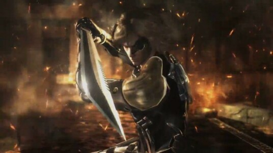 Metal Gear Rising: Revengeance - GamesCom 2012 Trailer