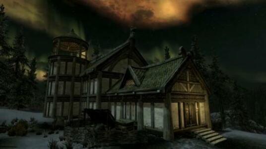 The Elder Scrolls V: Skyrim - Hearthfire-Addon Trailer