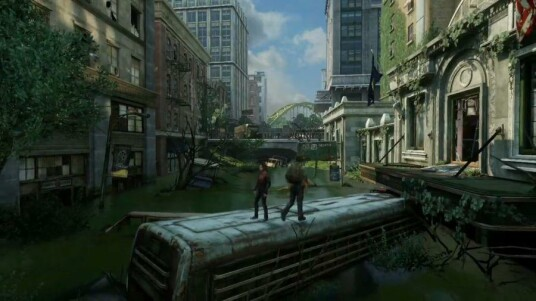 The Last of Us - GamesCom 2012 Trailer